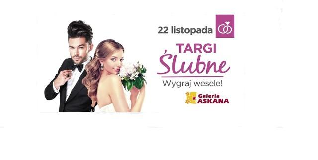 Targi Ślubne już 22 listopada w Galerii Askana