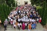 Parafia we Wrzawach ma już 750 lat. Na wielki jubileusz przybyły tłumy [ZDJĘCIA]