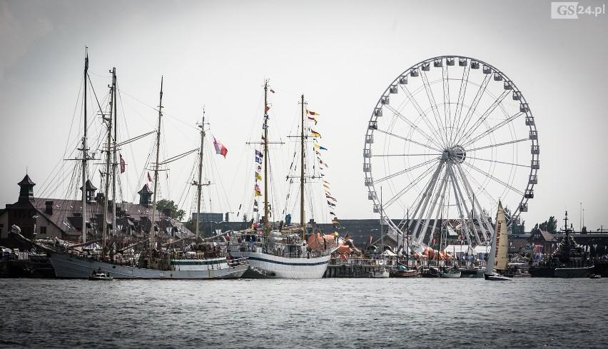 Zobaczcie jak Dni Morza_Sail Szczecin 2019 prezentują się od...