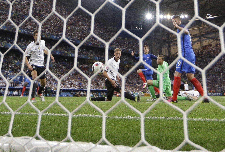 091ab683a Euro 2016. Po meczu Francja - Niemcy. Diabeł tkwi w szczegółach ...