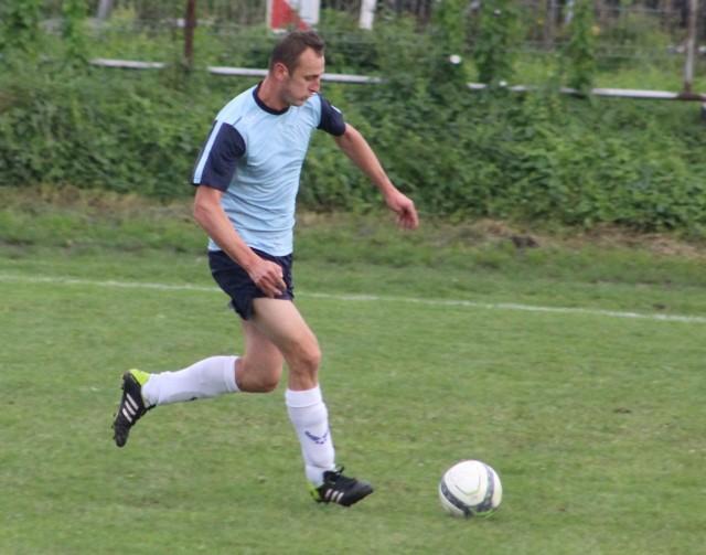 Szymon Budziaszek strzelił pierwszą bramkę dla PiastaWołowice