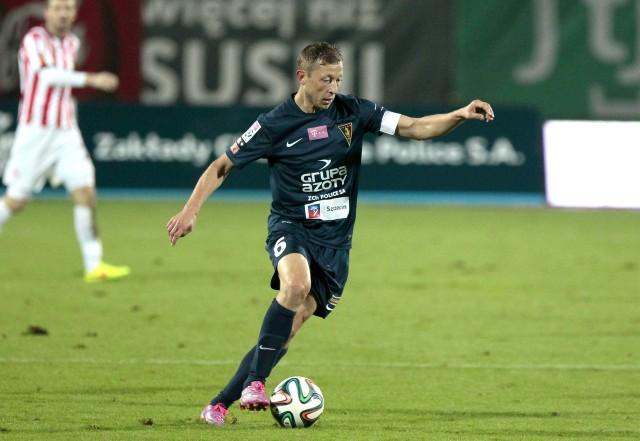 Rafał Murawski spędził w tym sezonie na boisku już 1426 minut.