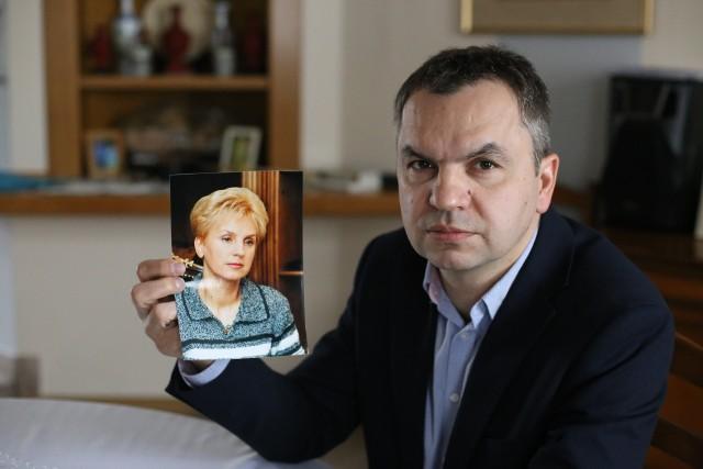 Jacek Blida opowiada o śmierci swojej mamy Barbary Blidy. 25 kwietnia 2007 roku mija 10 lat od jej śmierci