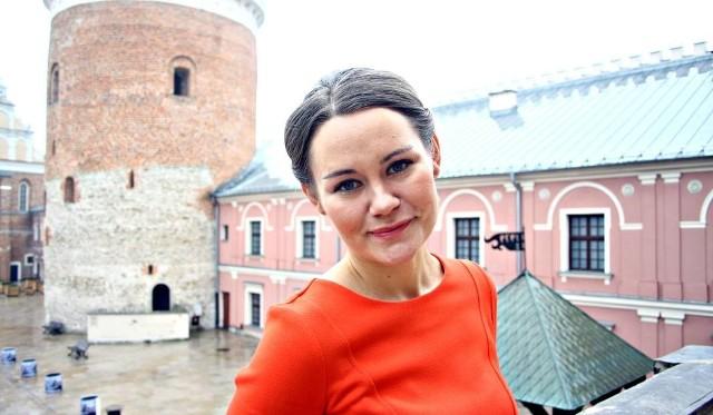 Katarzyna Mieczkowska, dyrektor Muzeum Lubelskiego