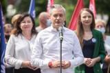 Robert Biedroń zachęca by w II turze głosować na Rafała Trzaskowskiego i zapowiada powstanie nowej siły politycznej