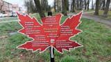 Zielona Góra: Zniszczone tablice w Parku Tysiąclecia. A miały być lekcją dla nas wszystkich