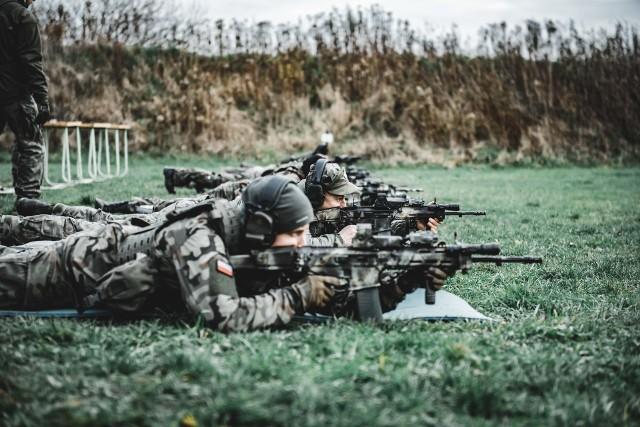 16-dniowe szkolenie dla kandydatów na terytorialsów zakończy uroczysta przysięga