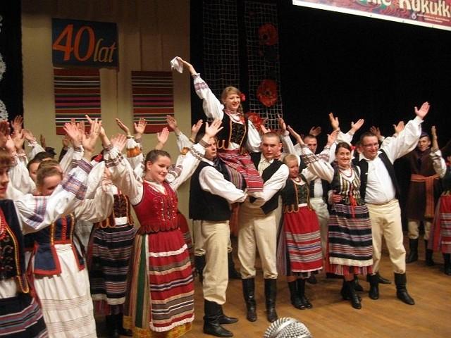 Podlaskie Kukułki dały jubileuszowy koncert