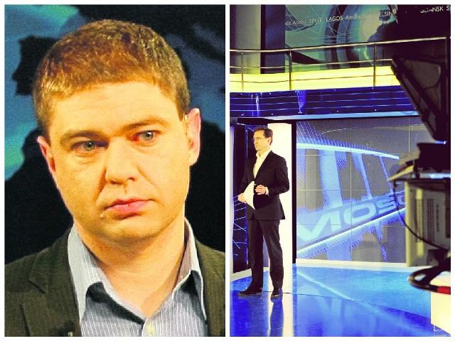 Piotr Szumlewicz: - Większość dziennikarzy w TVP chce być taka jak Kraśko i Lis.