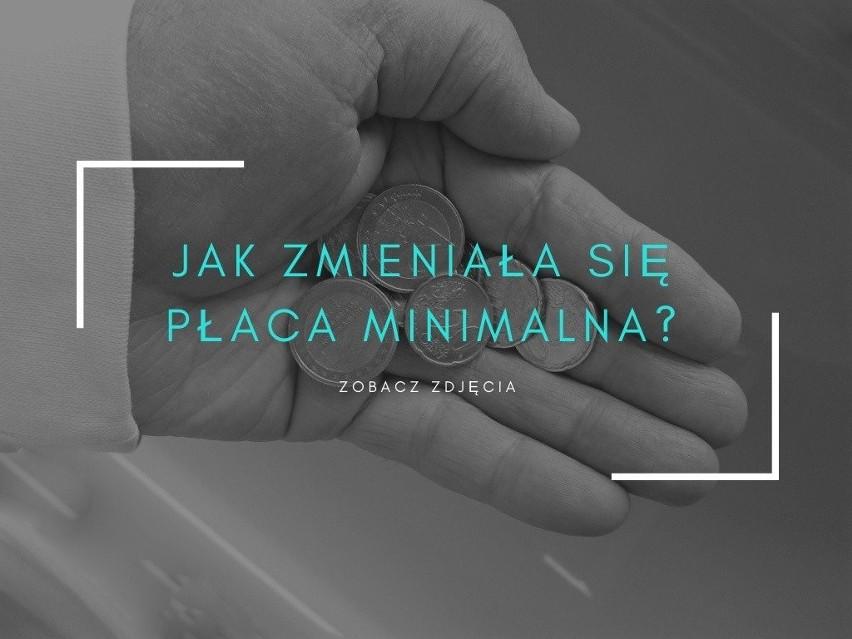 Płaca minimalna 2019 jak zmieni się wynagrodzenie brutto i netto - Stawki minimalne