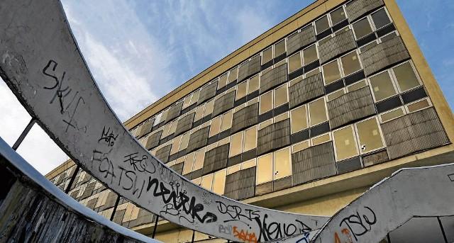 Hotel Cracovia mógł choć na moment odzyskać dawny blask dzięki festiwalowi Unsound