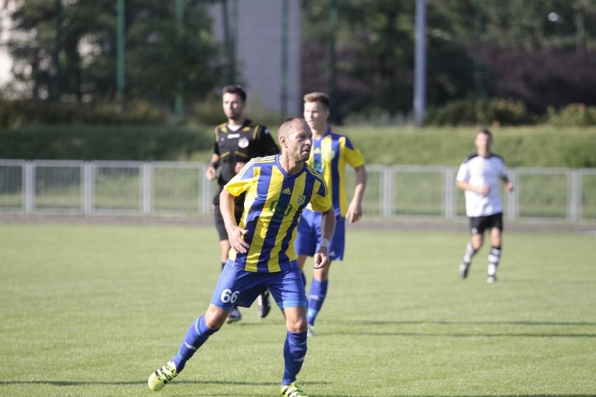 Grzegorz Chojnowski z Piasta ustalił wynik spotkania