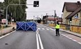 Koszmarny wypadek na przejściu w Mikołowie. Policja złapała kierowcę, który przejechał kobietę