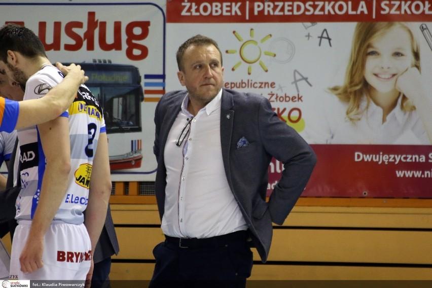 50 urodziny Wojciecha Stępnia, legendy Czarnych Radom. Był zawodnikiem, później trenerem, a obecnie jest prezesem - ZDJĘCIA