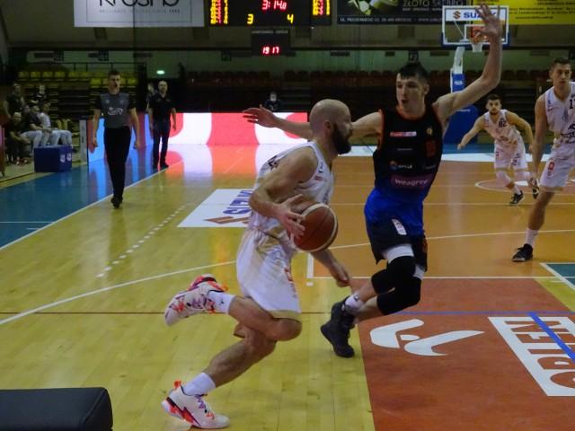 Dariusz Oczkowicz był najskuteczniejszym graczem krośnian