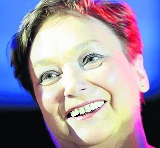 Ewa Habich, dyrektor I LO w Zielonej Górze/