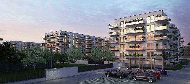 Dwa pierwsze budynki zaoferują 166 mieszkań.Polski Holding Nieruchomości (spółka Skarbu Państwa) jeszcze tej  wiosny zamierza rozpocząć budowę osiedla mieszkaniowego na działkach  przy ul. Kusocińskiego 115 i 117 (w sąsiedztwie XXXIII LO).Czytaj na kolejnych slajdach