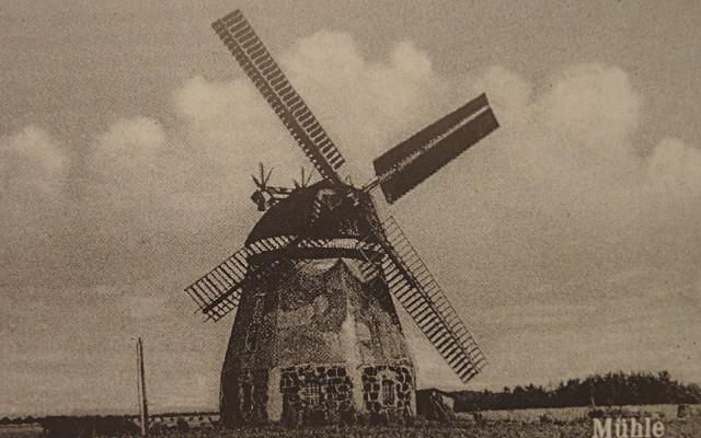 Młyn w Kołczygłowach - 1939
