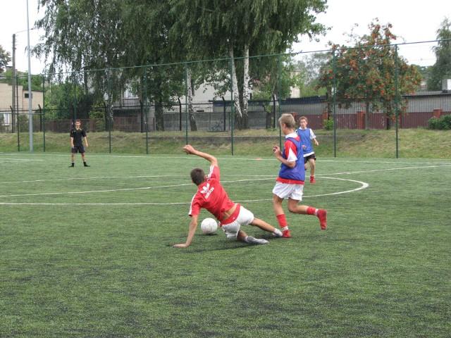 Jednym z projektów, które zebrały najwięcej głosów, jest renowacja boiska, na którym trenują piłkarze KKS.