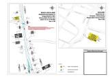 Uwaga na zmiany w organizacji ruchu na skrzyżowaniu przy moście we Włocławku!