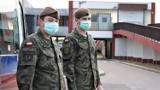 Żołnierze są już w szpitalu w Kościerzynie. Terytorialści pomagają personelowi medycznemu Szpitala Specjalistycznego w walce z koronawirusem