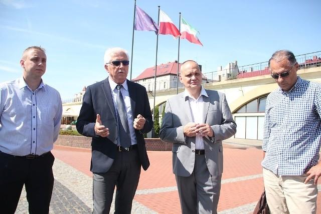 Jerzy Wierchowicz i Jerzy Ostrouch wystartują w wyborach parlamentarnych z listy Nowoczesnej