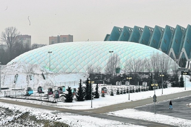 Jednym z zadań wybranych do realizacji w pierwszej edycji RBO jest pneumatyczne zadaszenie skateparku na Podpromiu.
