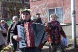 Zielonogórzanie z klubu seniora Wrzos ze śpiewem na ustach przywitali wiosnę [ZDJĘCIA]