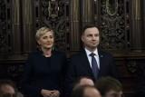 200. rocznica śmierci Tadeusza Kościuszki. Prezydent Andrzej Duda wziął udział w mszy św. na Wawelu