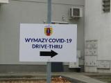 W tym miejscu w Pabianicach zrobisz test na koronawirusa. ZDJĘCIA