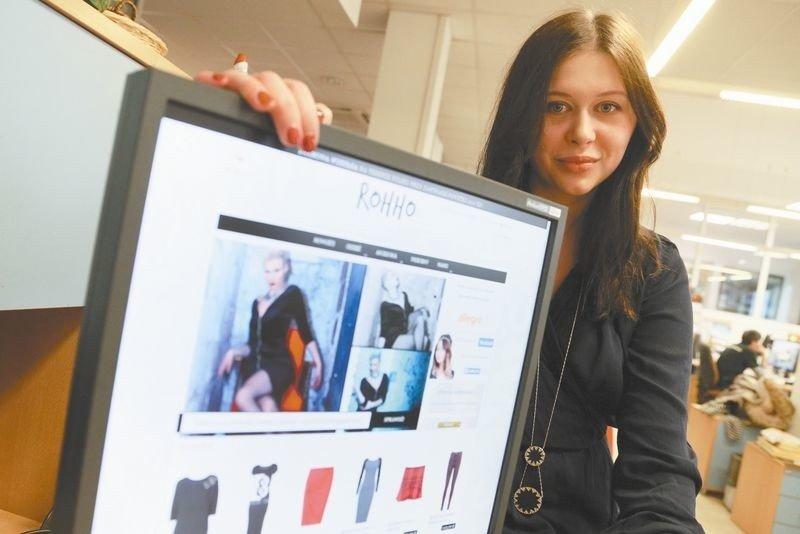 3bd840635a Im się udało. Sylwia Czerech prowadzi internetowy sklep z ubraniami ...