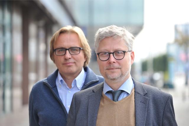 Marek Cichocki (po prawej) i Dariusz Gawin (po lewej): Ostatnie głosowanie było jak naciśnięcie atomowego guzika. Żyjemy w skażonej Europie