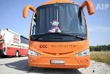 Tour de Pologne. Drużyna CCC Sprandi Polkowice ma największy autokar (wideo)