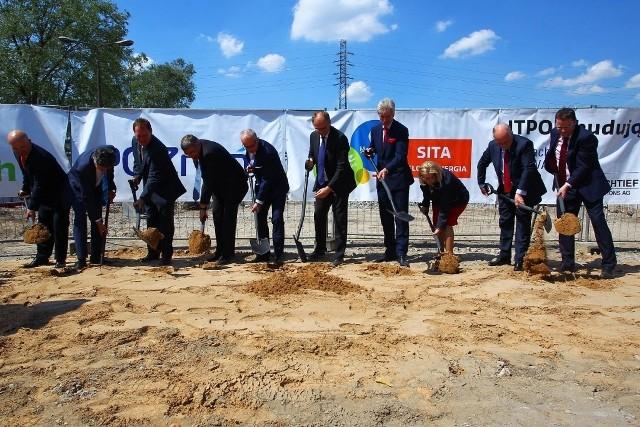 Rozpoczęła się budowa spalarni śmieci w Poznaniu