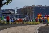 Skwer Gdańskich Wolontariuszy już otwarty! To nowa przestrzeń rekreacyjna dla mieszkańców Gdańska