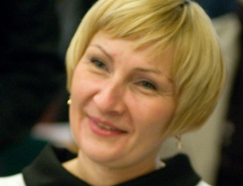 Agata Krzek najlepszą radną Stalowej Woli
