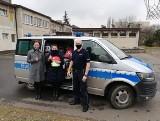 Koluszkowscy policjanci przekazali prezenty dla dzieci z Domu Dziecka