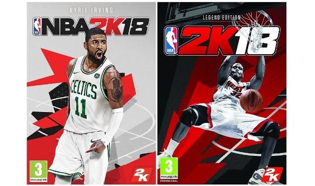 NBA 2K18NBA 2K18