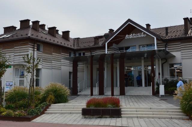 Biblioteka Publiczna w Niepołomicach