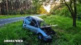 Mitsubishi uciekało policji. Kierowca chciał staranować radiowóz. Za kierownicą siedział... 14-latek!