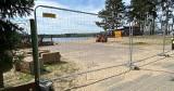 Plaża w Pieczyskach zamknięta. Tak będzie do lipca