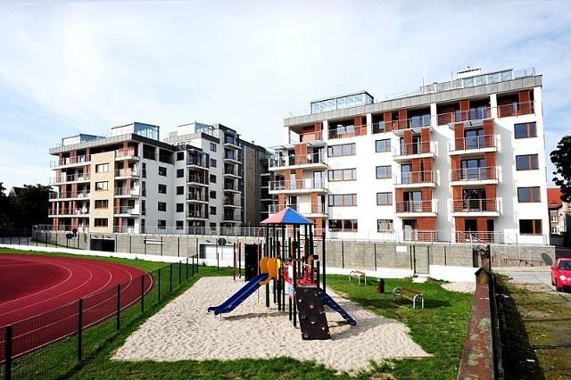 Wiktoria House Wiktoria House - apartamentowiec w Opolu.