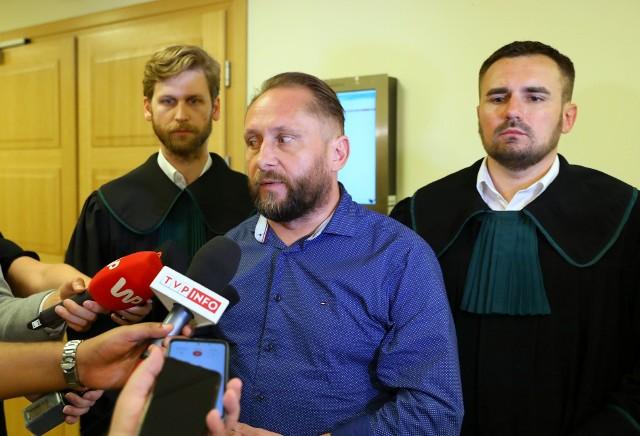 Kamil Durczok oskarżony