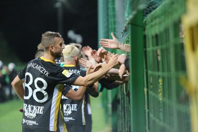 Po wyjazdowym zwycięstwie z Bytovią GKS Jastrzębie zasługuje na miano rewelacji rundy jesiennej pierwszej ligi