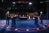 Wybory prezydenckie w USA: Spokojna debata w Nashville. Trump i Biden dyskutowali o pandemii, klimacie i podatkach prezydenta [WIDEO]