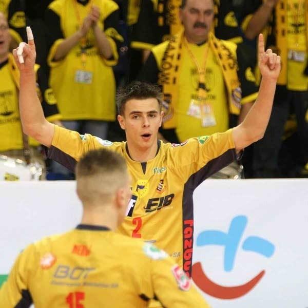 Mariusz Wlazły zaserwował w sobotnim meczu aż sześć asów.