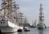 The Tall Ships Races 2021 w Szczecinie. Żaglowce przypłyną już za trzy miesiące! Kogo możemy się spodziewać?