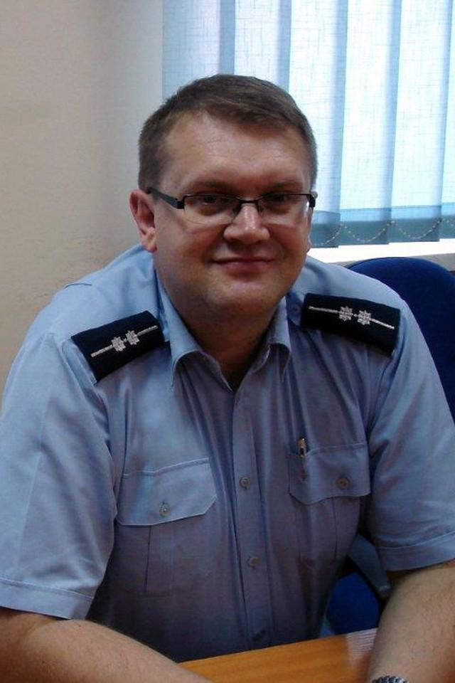 Aby zagłosować na asp. Grzegorza Malarowicza wyślij SMS o treści POLICJANT.13 na numer 7155 (koszt 1.23 zł z VAT)