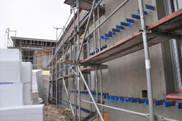 Roboty budowlane związane z modernizacją i przebudową SZDK potrwają przynajmniej do końca marca 2021 r.
