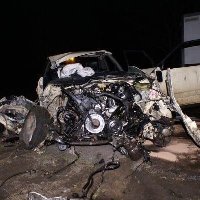Do tragedii doszło tuż przed połnocą na drodze krajowej nr 19 niedaleko miejscowości Podkamionka.